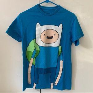Adventure Time Finn Shirt